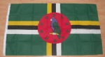 Dominica Large Country Flag - 5' x 3'.